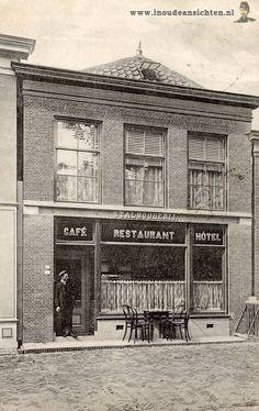 Medemblik, Nieuwstraat  1910
