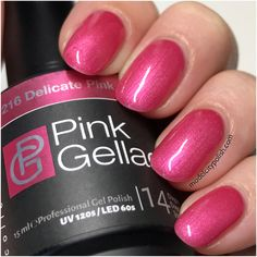 The Cruise Collection by Pink Gellac | Model City Polish