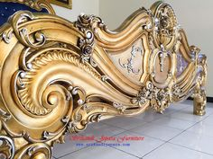 Populer Wall Decor Customized Design - Home Decor Wall Decor Populer Sales Classic Interior, Interior S, Bed Furniture, Antique Furniture, Royal Bedroom, Wood Carving Designs, Wood Beds, Wooden Crates, Luxurious Bedrooms