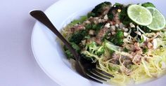 Make the Most of Spaghetti Squash With Paleo Pad Thai