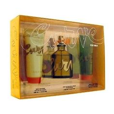 Curve by Liz Claiborne 3 Piece Gift Set for Men New In Box