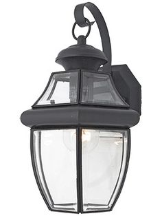 outdoor sconce | house of antique hardware | black | $110