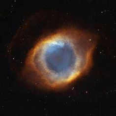 Eye of God - one of the many amazing photos taken by the Hubble telescope.