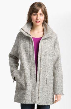 Velvet Heart Bouclé Jacket available at #Nordstrom