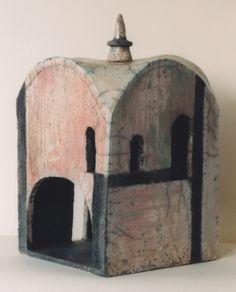 Raku house by Marike Hoekstra