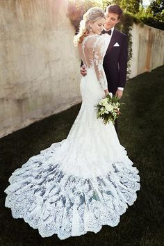 <3 Stunning Wedding Gown <3  Would you wear this wedding dress?