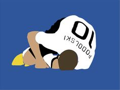 Lukas Podolski EM 2008 Illustration