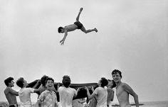 Harold Feinstein, Coney Island, 1950s