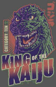 Godzilla category TEN KAIJU! ! GODZILLA IS THE ULTIMATE KAIJU!