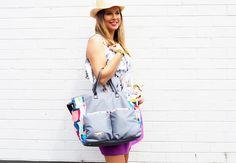 Siena Maxi Bag  #nappybag #artisansglobal #bag #accessories #cute #instagood #love #kawaii