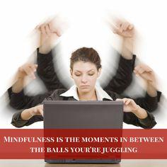 Balance vs. Juggling
