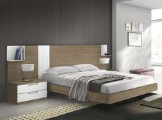 Dormitorios de matrimonio SAONA-B | Muebles La Fábrica