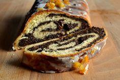 Makowiec / Poppy seed cake