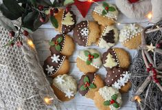 Christmas Mood, Xmas, Gingerbread Cookies, Christmas Cookies, Hungarian Cake, Biscuits, Cupcake Cookies, Cake Pops, Cake Decorating