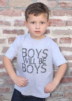 Boys Will Be Boys – enjoyessential