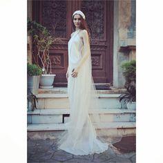 parlorstudioWedding bells ringing... #parlordress #parlorbride #silk #lace #embroideries #handmade #demicouture #wedding #weddingplanning #weddingdress #bride #bridetobe