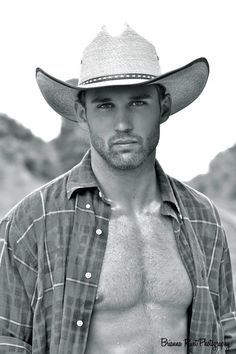 Always been a sucker for a good looking man in a cowboy hat