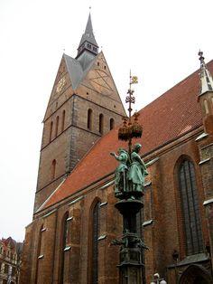 Marktkirche (Market Church) - Hannover, Germany