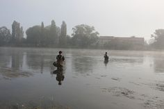 Moselle is a great area for fishing - Ay-sur-Moselle by Moselle Tourisme, via Flickr - - #enjoymoselle #Moselle #Lorraine #France More to discover on http://www.moselle-tourism.com/en/things-to-do/walking-and-outdoor-activities.html