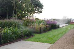 Angus Thompson Design create beautiful gardens, ones which encourage exploration, fun or quiet repose.