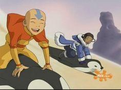 Aanng and Katara