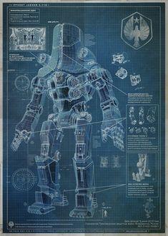 Pacific Rim: Jaeger Cherno