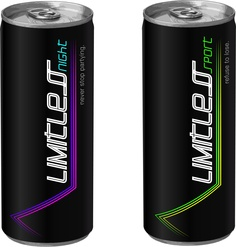 Limitless energy drink!