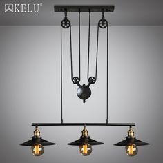 loft rotterdam industrial rock pendant lighting. Loft-Vintage-Retro-Iron-Black-Chandelier-Industrial-pulley-. Industrial Pendant LightsPendant Loft Rotterdam Rock Lighting