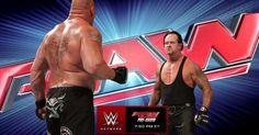 A menos de una semana antes de su cataclísmico encuentro en SummerSlam, Brock Lesnar y The Undertaker estarán en Raw. ¿Se enfrentarán estos dos guerreros antes de una de las revanchas más esperadas de la historia de WWE?