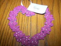 (Sorry for the poor photo)     So here is a tutorial on how to make these cute puzzle hearts.     Materials   *Puzzle with missing pieces...