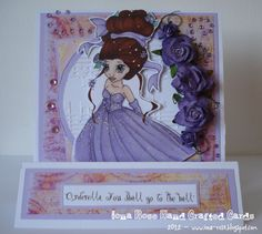 OOAK  Cinderella Shall Go To The Ball by IonaRose on Etsy, £2.50