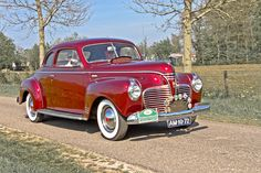 1941 Plymouth Special DeLuxe P12 Club Coupe 3.5L 6-Cylinder L-Head 95bhp Engine (image by Clay)