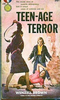 Teen-Age Terror