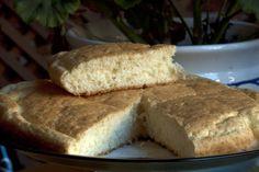 Mis Recetas de Cocina: Bizcocho Saboya dieta. Bread, Food, Vanilla, Crack Cake, Cooking Recipes, Dukan Diet, Brot, Essen, Baking