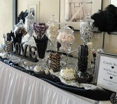 132 awesome wedding candy bar images dessert table candy buffet rh pinterest com