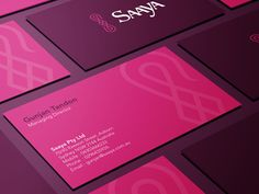 Unique and Beautiful Business Cards 33