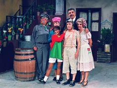 """Declara el 8 de septiembre """"Día de El Chavo del Ocho"""" en honor a la famosa serie…"""
