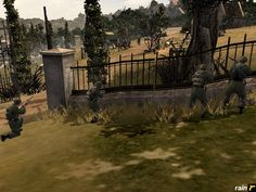 """Company of Heroes, my In-game Screenshots. Operation Fall Rot """"Case Red"""" Battle of France June 10 1940 Paris """"The Open City"""" On 10 June, the French government declared Paris an open city. The Germa..."""