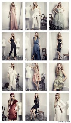 H Ladies Conscious Exclusive Collection Spring 2013