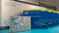 Intel's 750 Series SSD is by far the fastest drive on the market, beating a regular (already very fast) SATA SSD by factor 4! Available in our MAVEN and LEET Living Room PCs. As you can see above the 750 SSD doesn't just beat its competition, it straight up blows them out of the … Continue reading Intels 750 SSD crushes competition