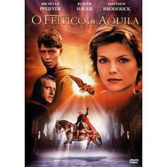 DVD O Feitiço de Áquila
