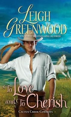 Krazy Book Lady: To Love and to Cherish by Leigh Greenwood - Review