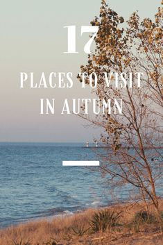 Places to visit in Autumn