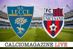 Lecce-Fondi LIVE domenica 26 marzo dalle ore 14.30