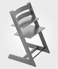 Jag delar Tripp Trapp Chair Storm Grey Grå med Pinterest från Babyshop! (tacksida)