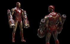 Comic Movies, Comic Books Art, Marvel Heroes, Marvel Comics, Iron Man Poster, Marvel Concept Art, Iron Man Art, Iron Man Avengers, Sci Fi Armor