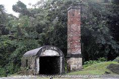 jamaican heritage | Jamaica, 18th century rum distillery and copra kiln, Seville Heritage ...