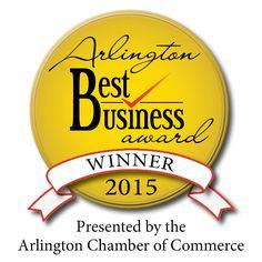 Capitol Shine Wins Arlington's Best Retail Business for 2015! #detailing #awardwinner #bestbusiness #retail