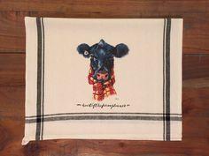 The Hildie Collection - Tea towel www.heartofthefarmplanner.com