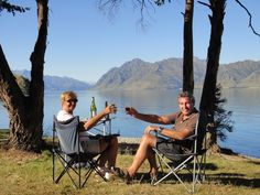 Mum and Dad love New Zealand holiday parks